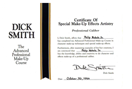 dick smith certification